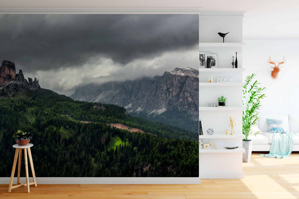 Mountain Top Wallpaper Mural
