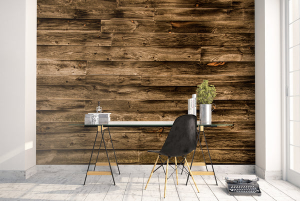 Pallet Wall office