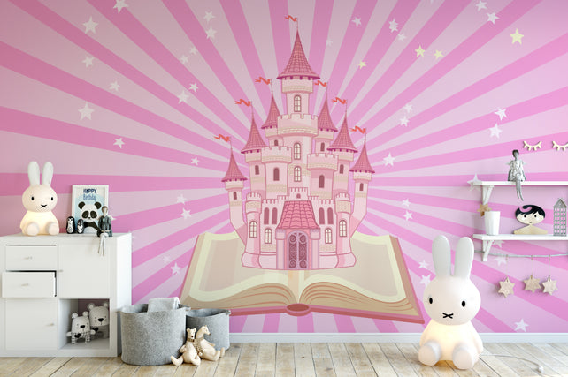 Princess Palace Wallpaper Mural