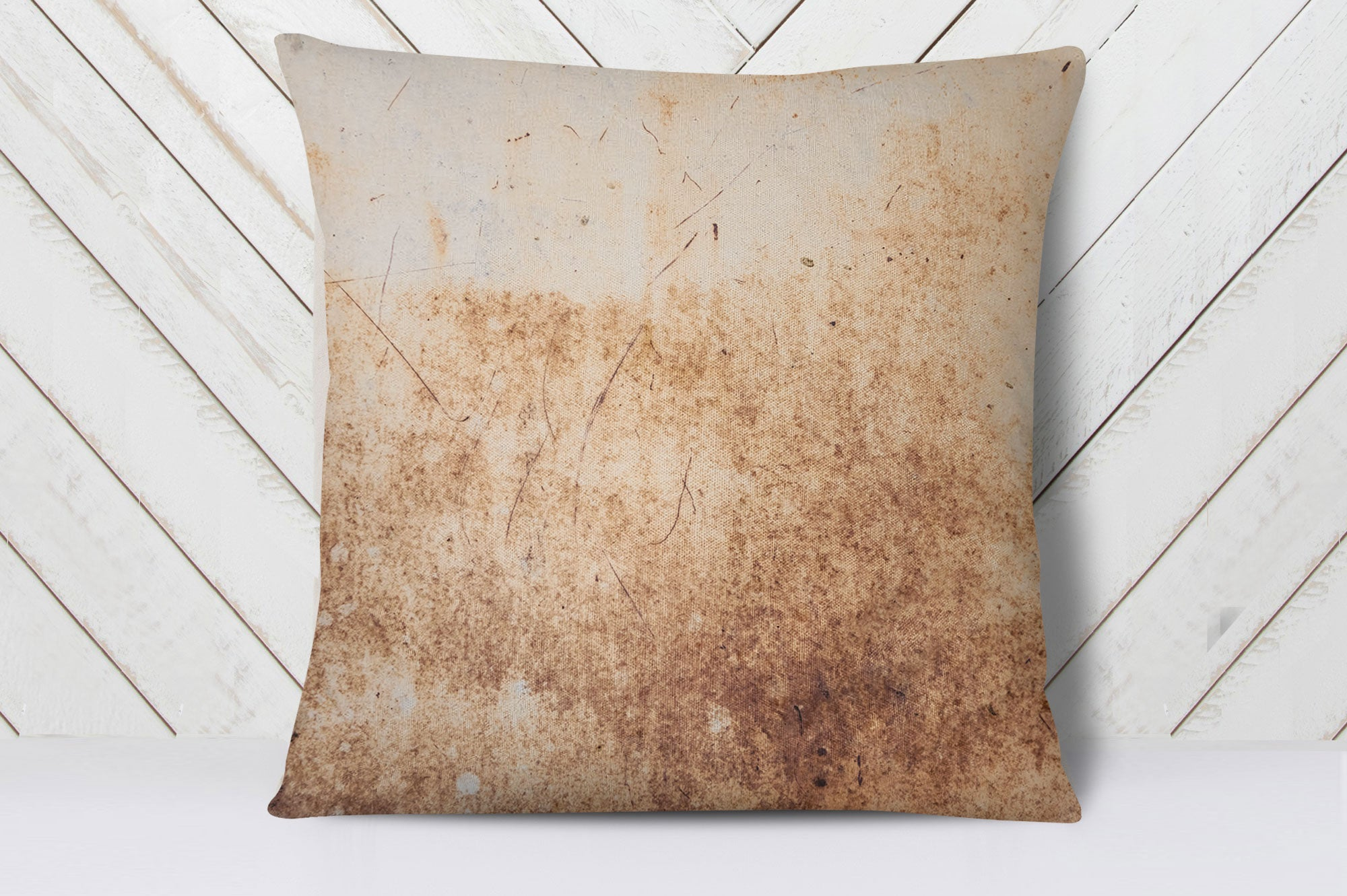 Rusty Wall Cushion Cover