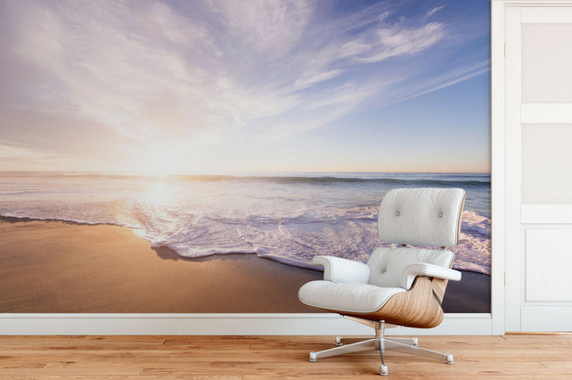 Sunrise Beach wallpaper murals Chair