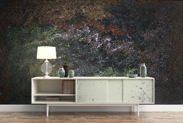 Coral Wallpaper Mural bedroom