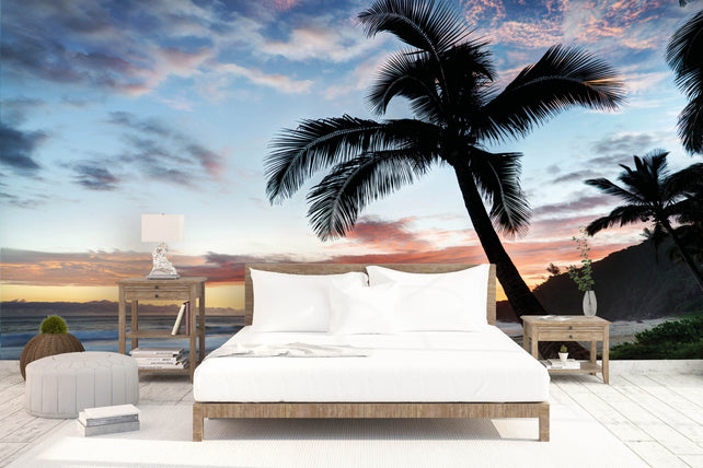 Tropical Sunset - Feature Walls