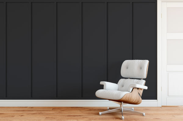 Vertical Panel chair