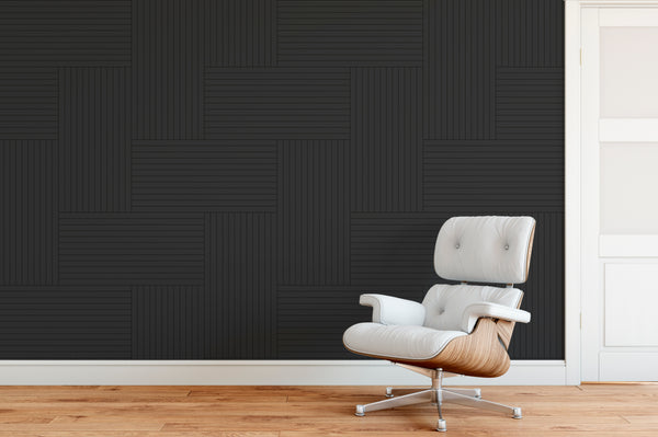 Panel Wallpaper Mural chair