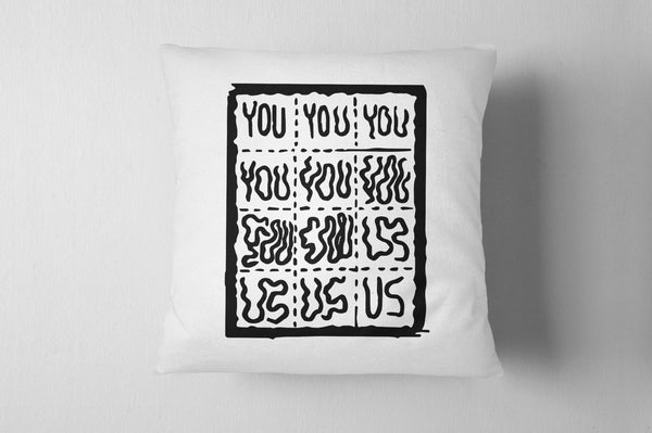 We Are Cushion Cover