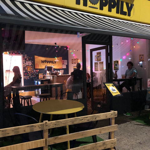 Hoppily Leigh-on-Sea Craft Beer Tap Room