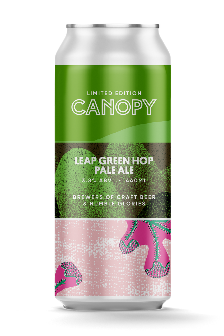 Leap Green Hop Pale Ale