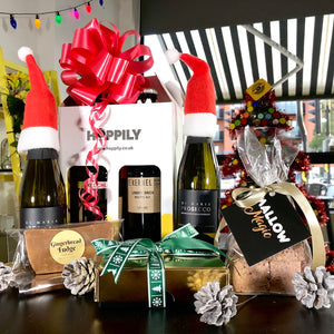 Christmas Gift Box - Hoppily x The Fudge People x Mallow Magic