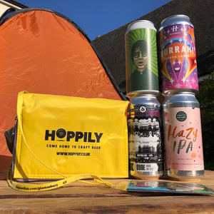 Glastonbury From Home Kit! (Big Cans)