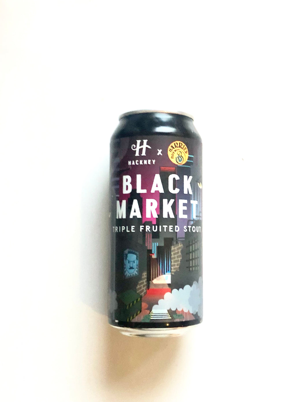 Black Market Triple Fruited Stout