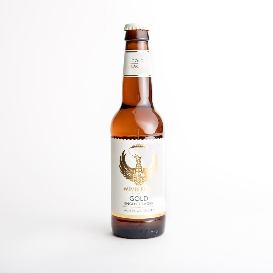Gold English Lager