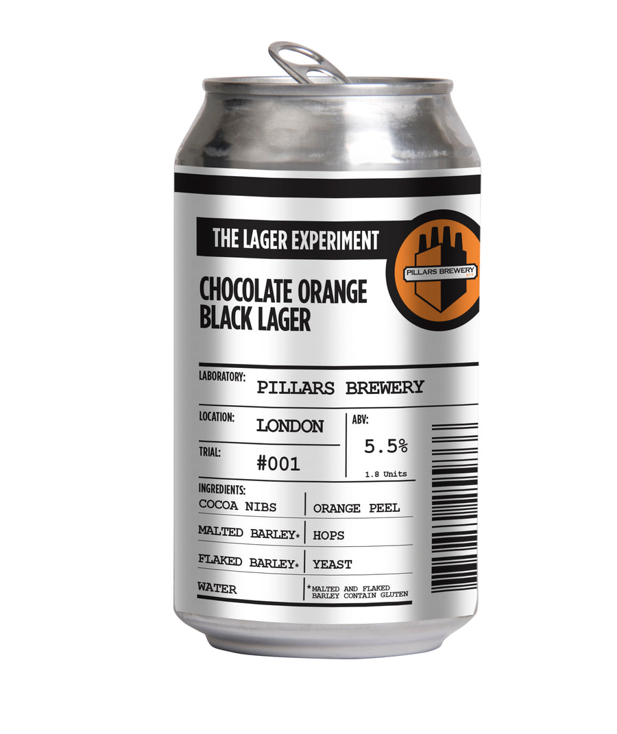 Chocolate Orange Black Lager