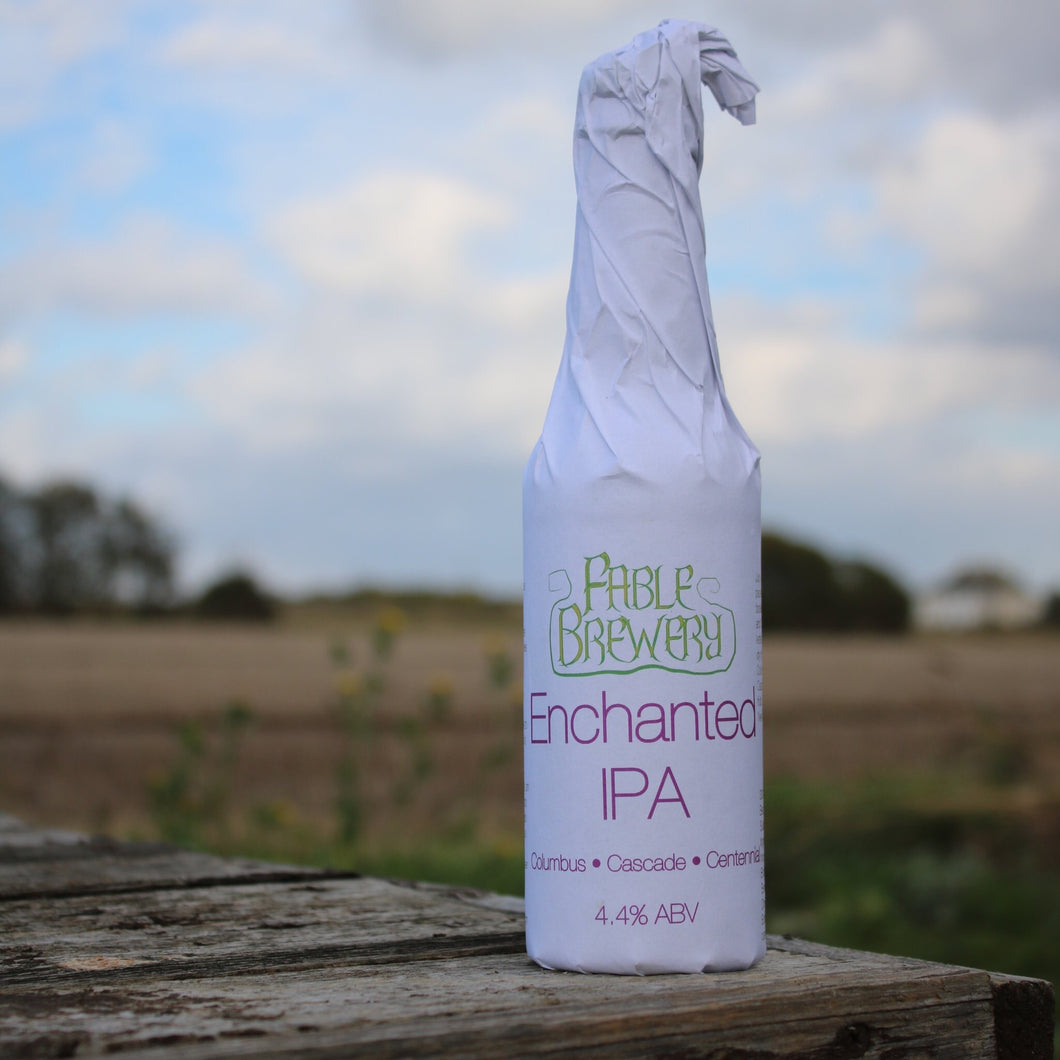 HOPPILY EXCLUSIVE - Fable Brewery - Enchanted IPA