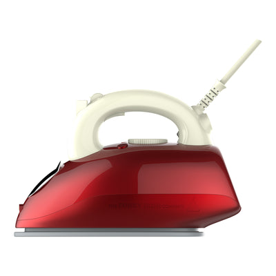 Red Funky Iron