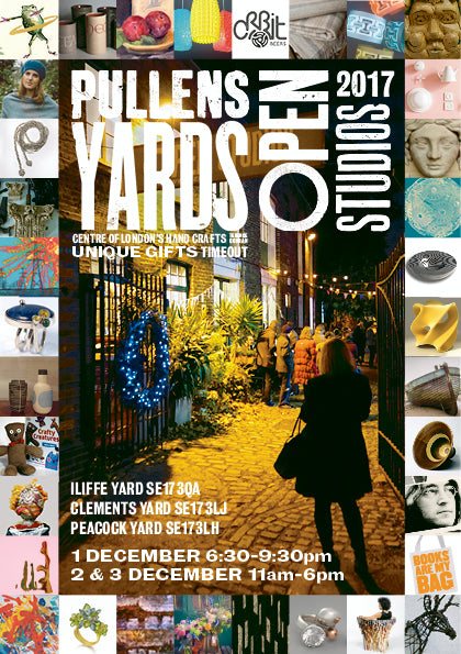 Pullens Yard Christmas 2017 flyer