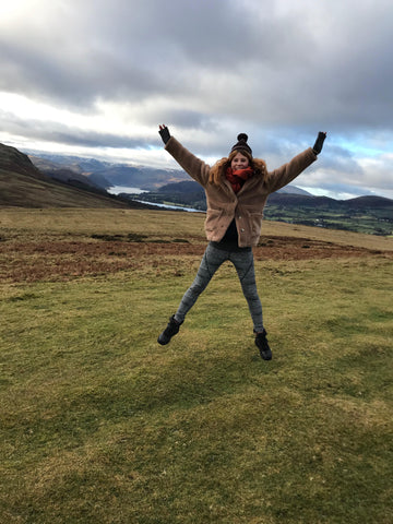 Rosie Kent Blog Christmas day 2019 Cumbria The Lake District