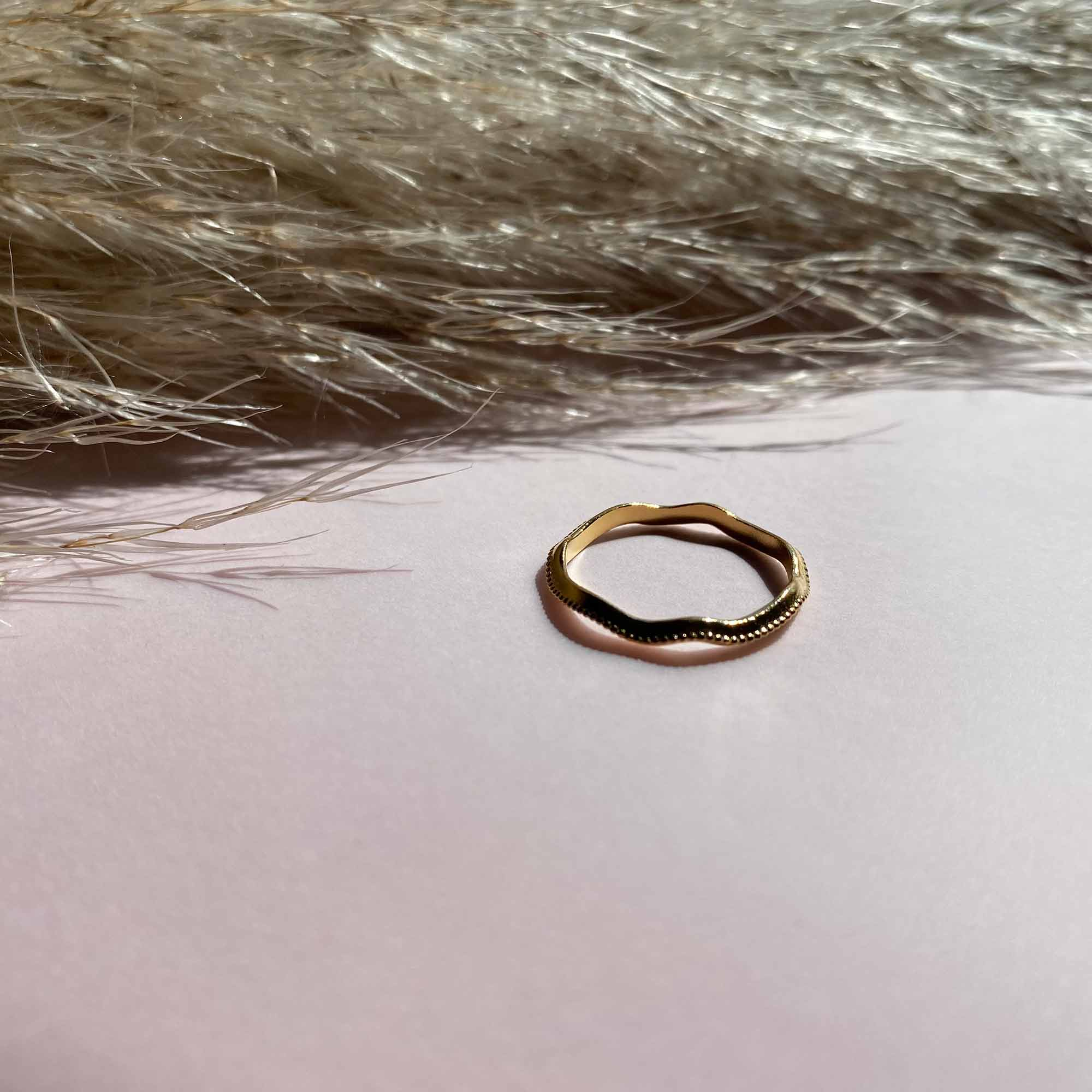 Rings and grass