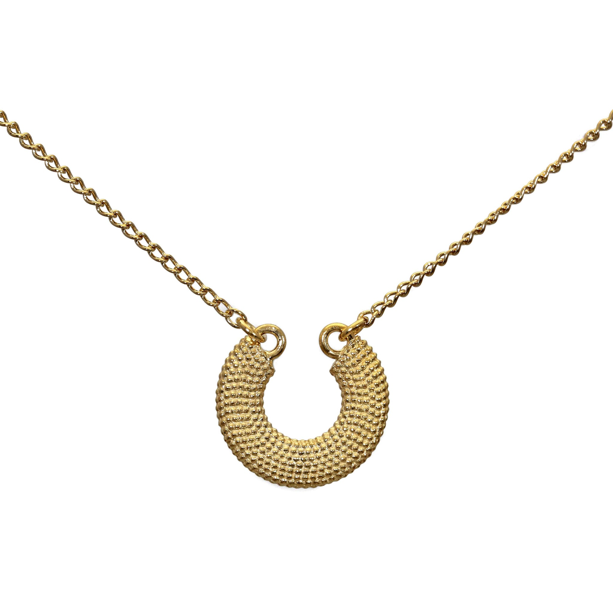 Weol Yellow Gold Necklace