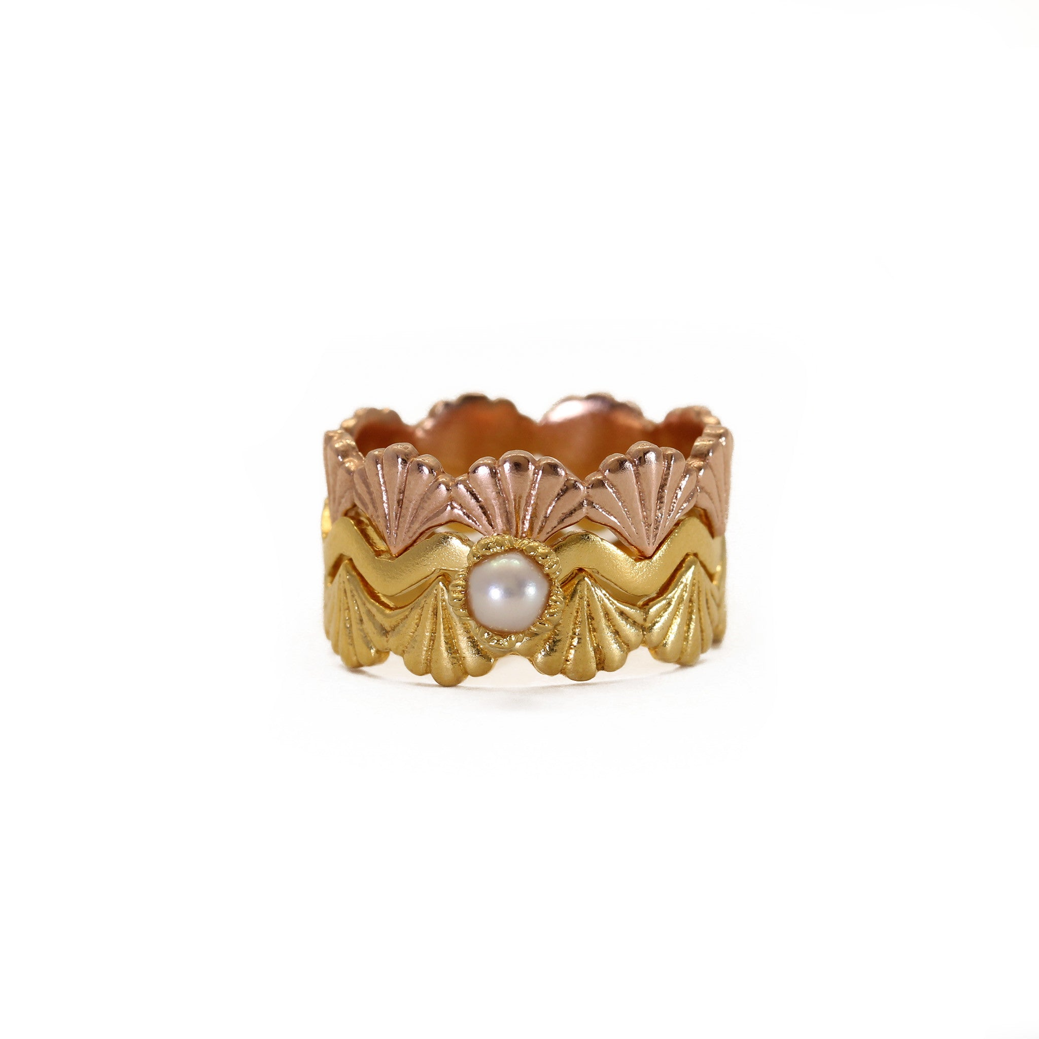 Villa 18ct Yellow Gold Ring