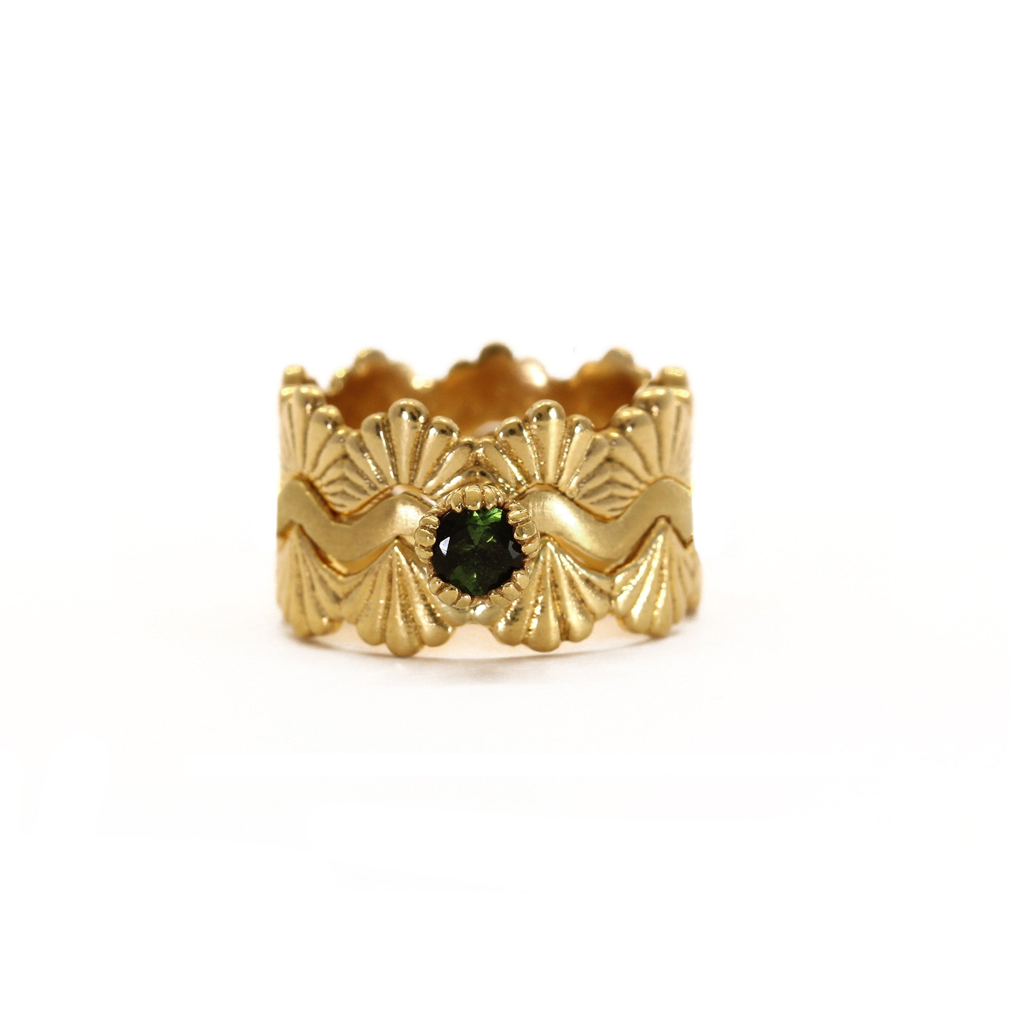 Loggia Yellow Gold Ring