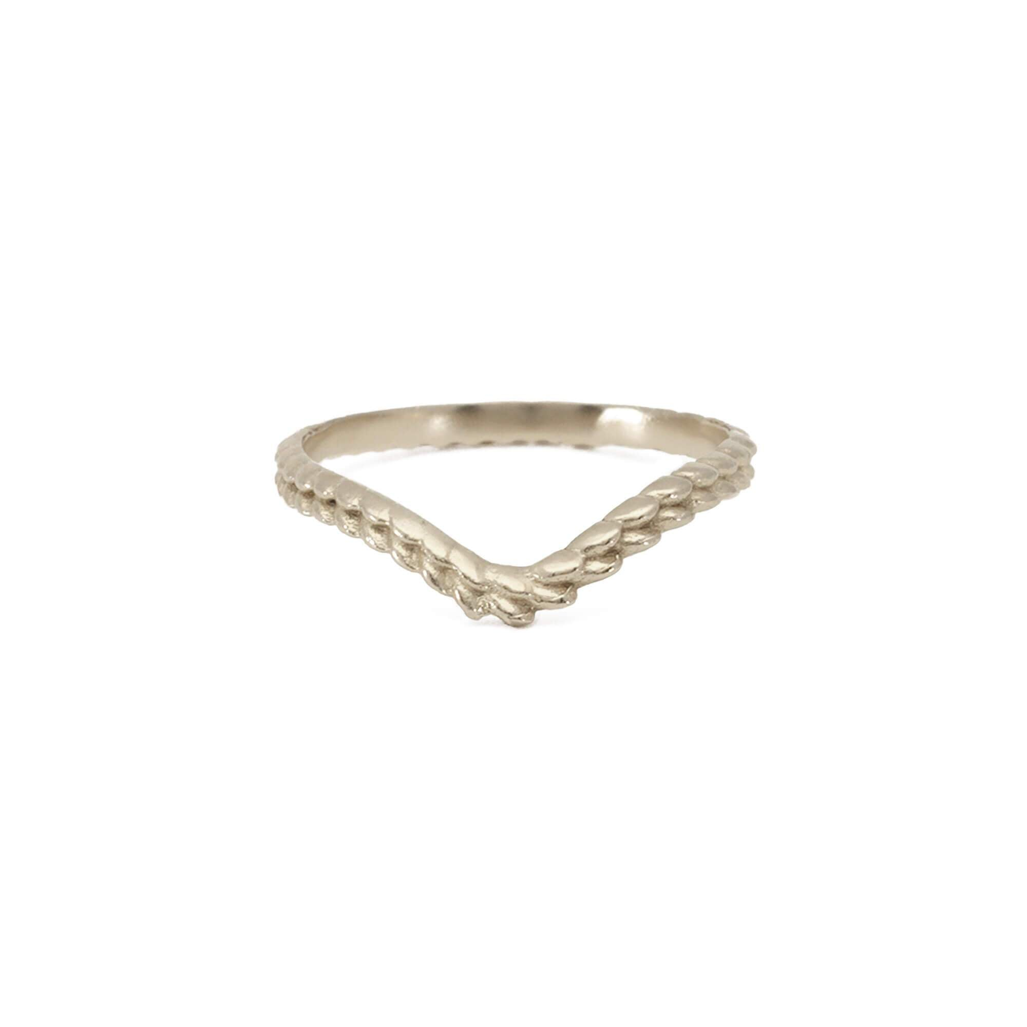 Tagmata Sterling Silver Ring