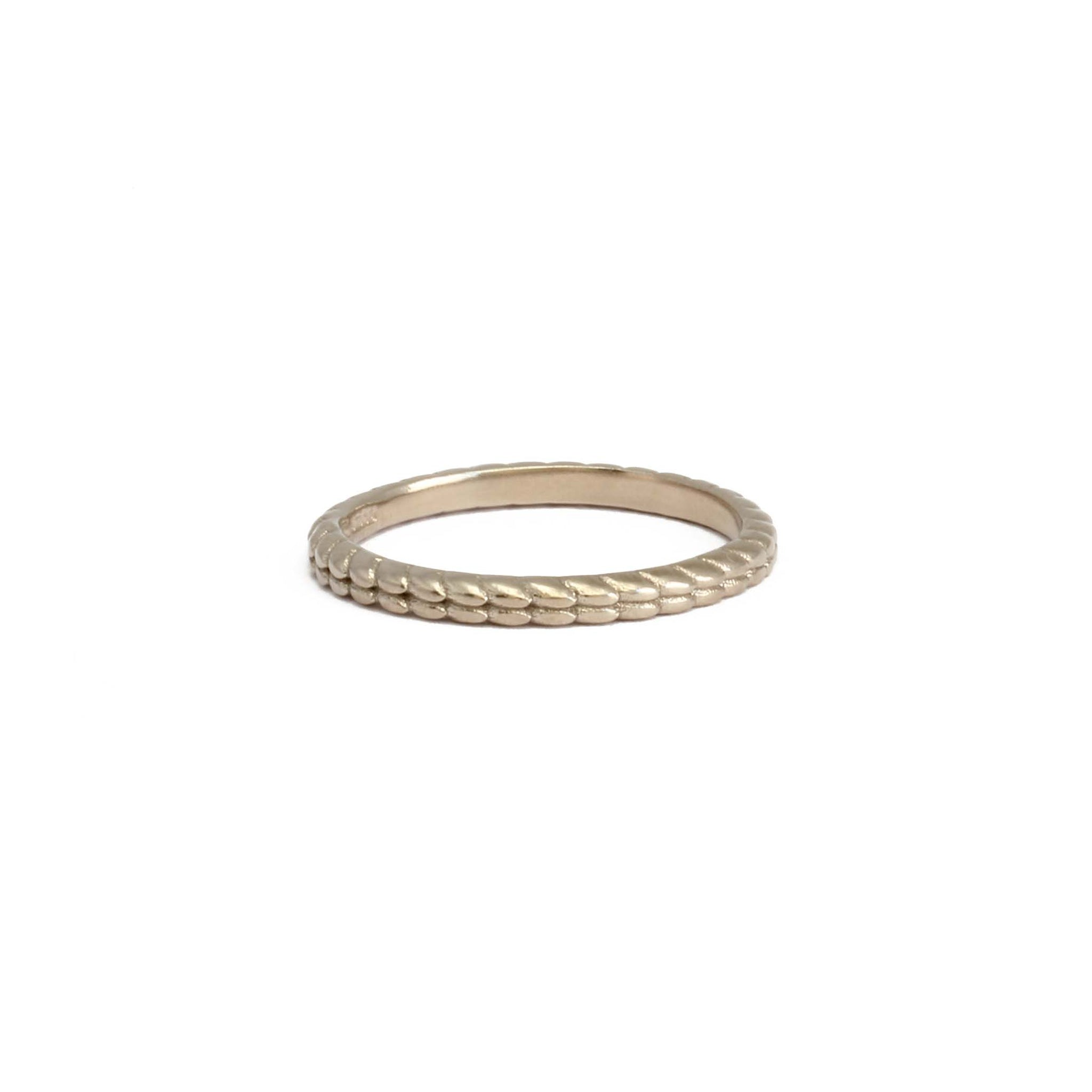 2mm Tagmata Band 18ct gold