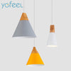 The Geometric Funnel Lamps