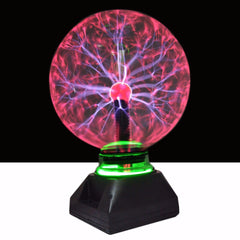 Magic Plasma Ball Table Lamp