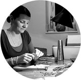 Lorna Gilbey, Founder and designer of jewellery brand Essentia By Love Lily Rose