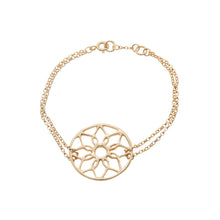 18ct Rose Gold Vermeil Dreamcatcher Bracelet