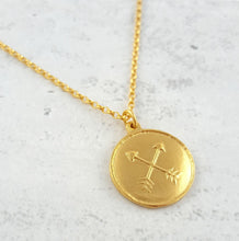 18ct Gold Plated Friendship Necklace