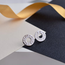 Handmade Silver Personalised Earrings | Gift For Her