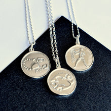 Sterling Silver Zodiac Star Sign Necklaces | Celestial Jewellery