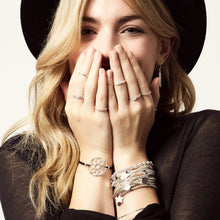 Sterling Silver Bohemian Chic Rings | Festival Accessories