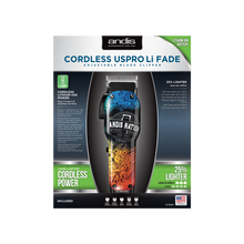 ANDIS Fade Clipper Cordless - tattoo