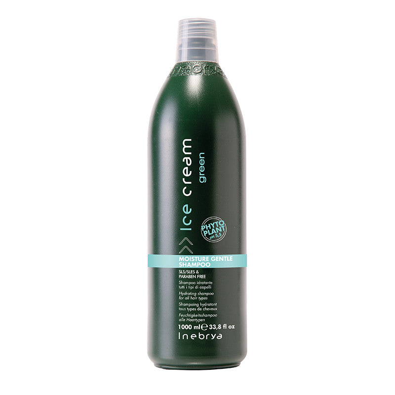 Green Moisture Shampoo Salon