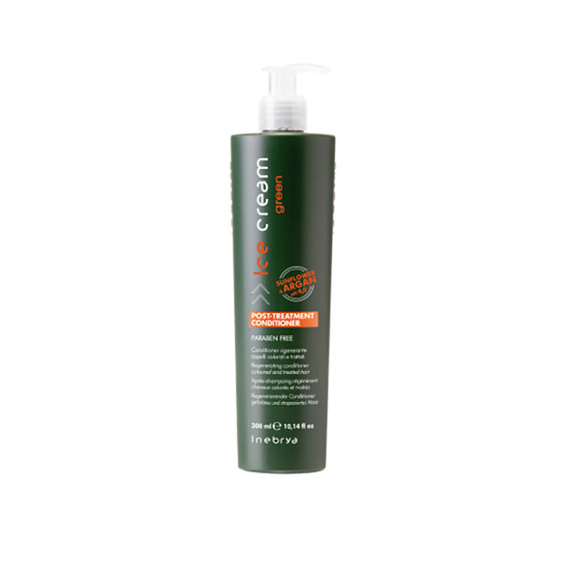 Green Post-Treatment Shampoo