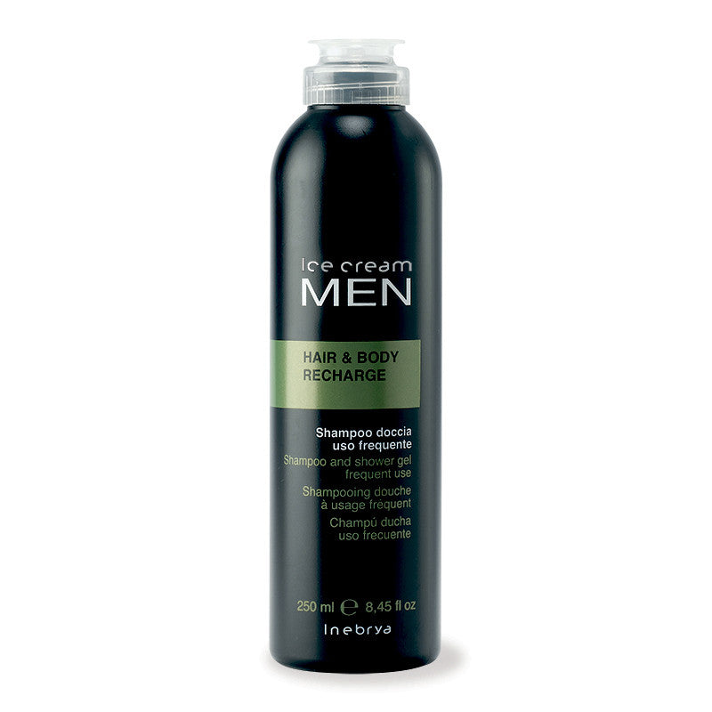 Men Hair & Body Shampoo