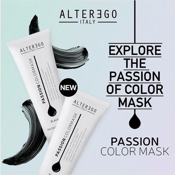 Passion Color Mask Black (sort)