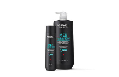 DualSenses Men Hair&Body Shampoo