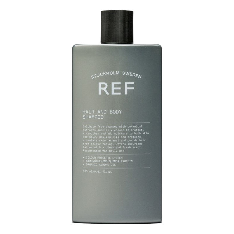 Hair and Body Shampoo