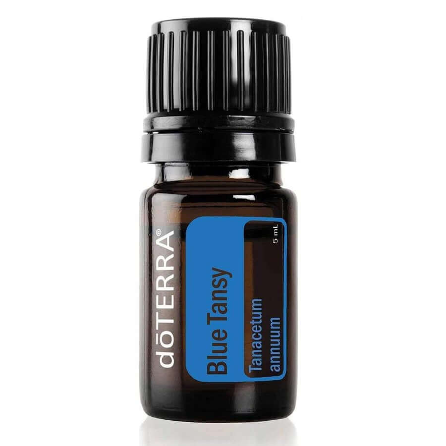 Blue Tansy - strong mood-lifter, anti-inflammatory, wound healing, skin blemishes