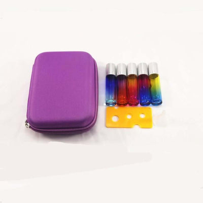 Complete Carry Case with 10 Roller-Bottles - SAVE $-Living Vitality Australia