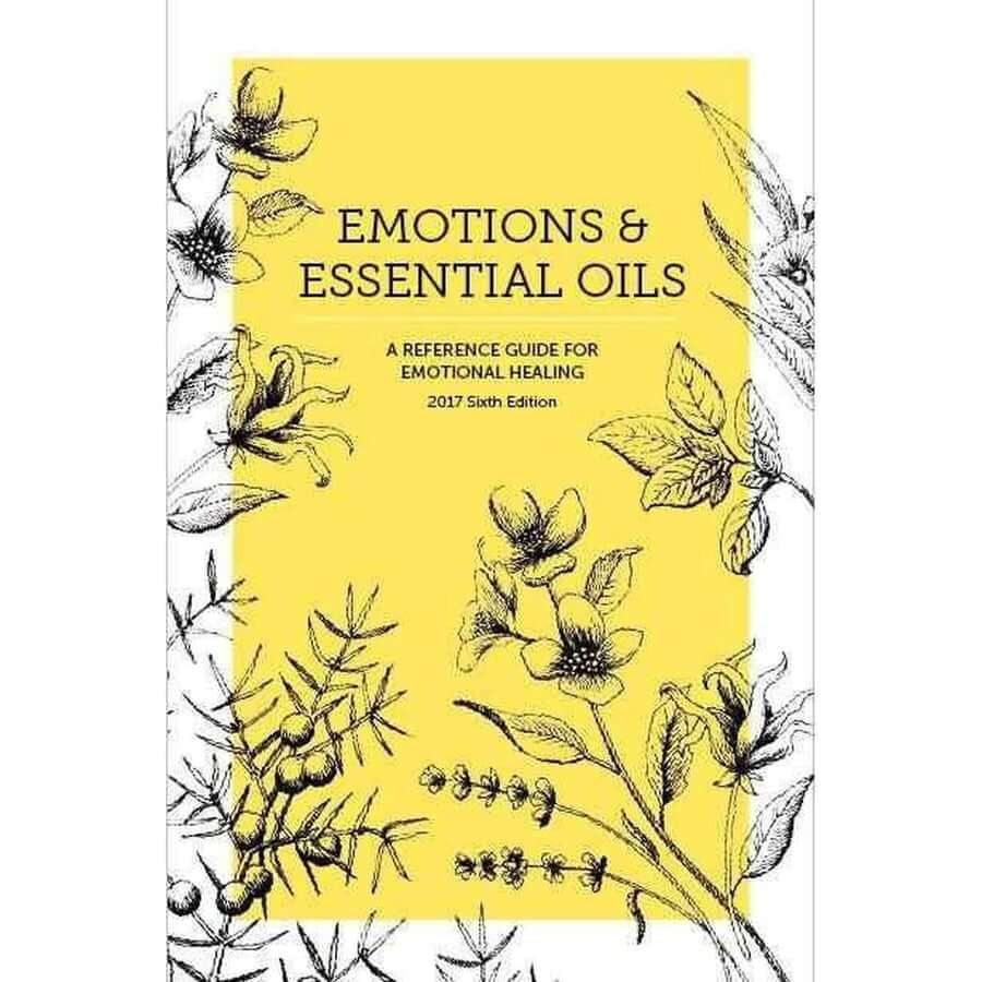 Emotions & Essential Oils Book - NEW!!!