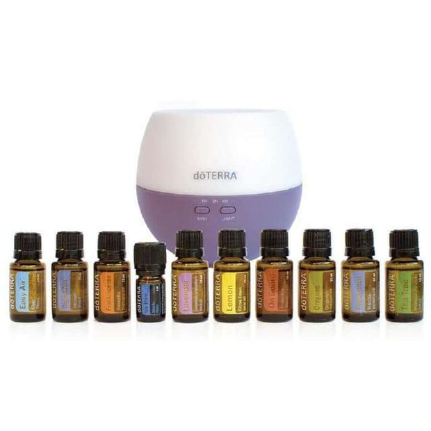 doTERRA Home Essentials Collection Kit - Save $248.00!!!-Living Vitality Australia