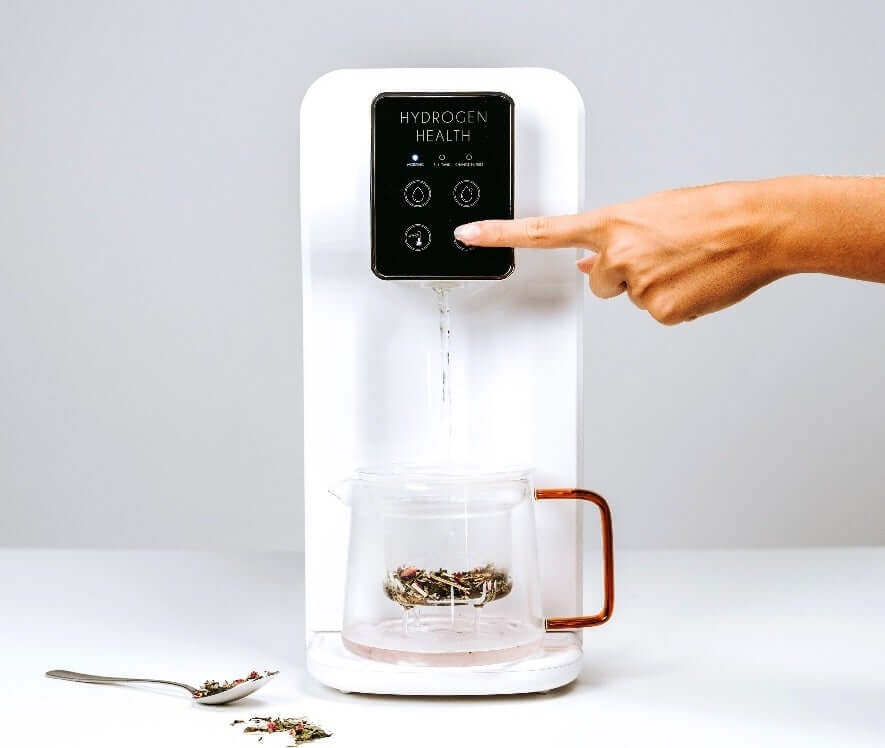 Hydrogen Water Filtration System