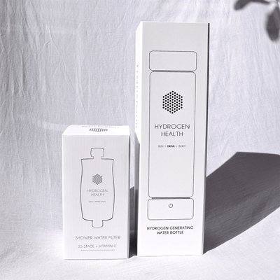 Hydrogen Health Water Duo