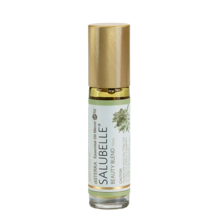 doTERRA Salubelle Anti-Ageing Blend - For Smoother, More Radiant, And Youthful-Looking Skin