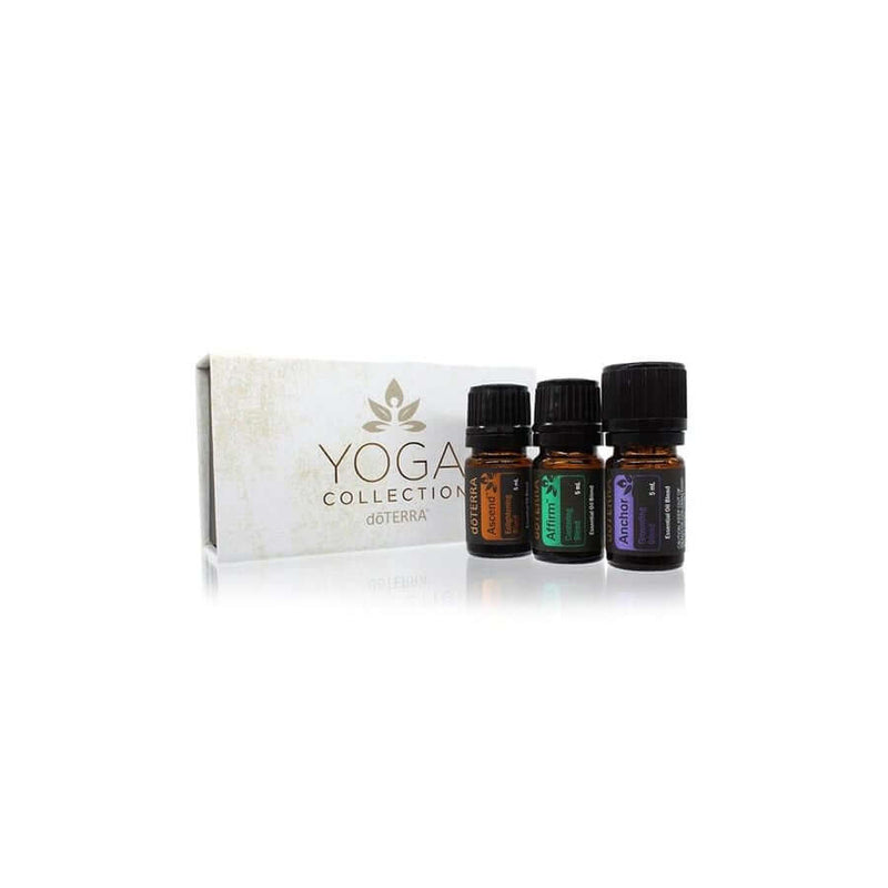 doTERRA Yoga Collection - NEW!!!-Living Vitality Australia